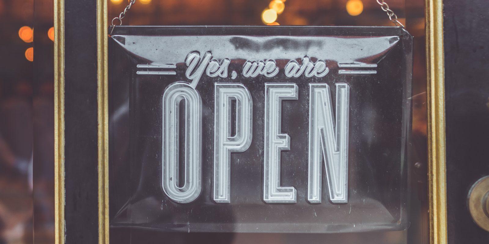 Onlineshop Eröffnung