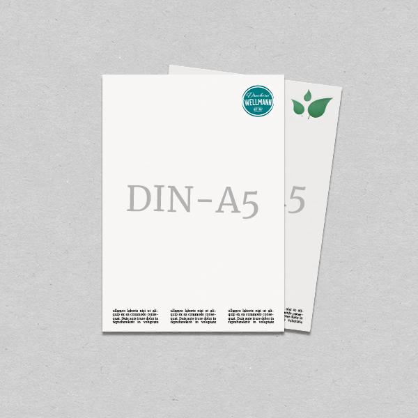 Briefpapier DIN-A5
