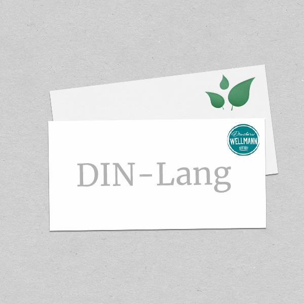 Briefpapier DIN-Lang